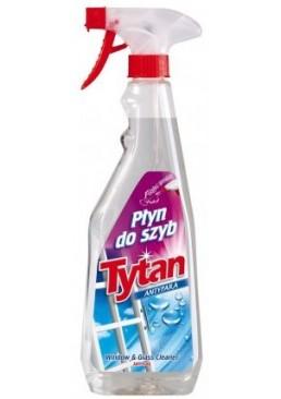 Жидкость для мытья стекол Tytan Анти-пар, 750 мл