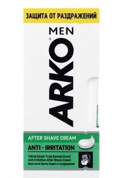 Крем после бритья ARKO Anti-irritation, 50 мл