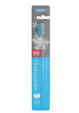 Зубная щетка Splat Whitening Medium средняя, 1 шт