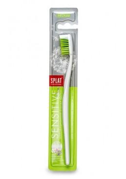 Зубная щетка Splat Sensitive Medium Средняя, 1 шт