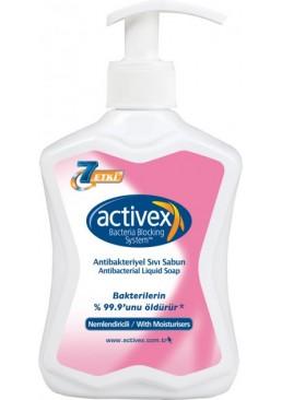 Антибактериальное жидкое мыло Activex увлажняющее, 300 мл