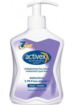 Антибактериальное жидкое мыло Activex для чувствительной кожи, 300 мл