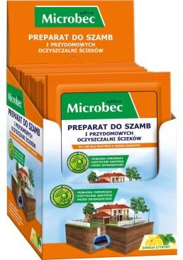 Средство Microbec Ultra для выгребных ям и септиков, 18 шт
