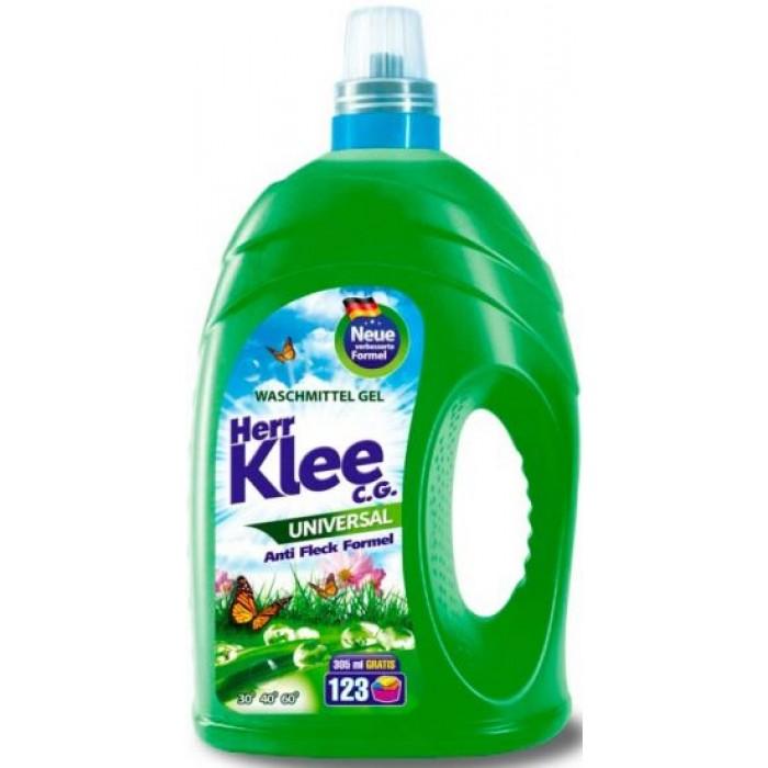 Гель для стирки Herr Klee универсальный, 4,305 л -