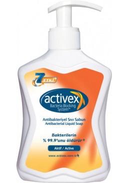 Антибактериальное жидкое мыло Activex Актив, 300 мл