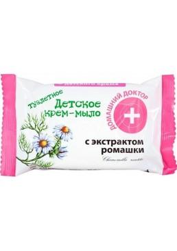 Мыло детское Домашний Доктор с экстрактом Ромашки, 70 г