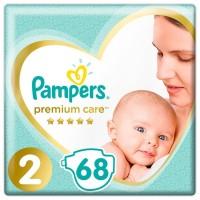 Подгузники Pampers Premium Care Размер 2 (4-8 кг), 68 шт