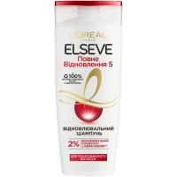 Шампунь L'oreal Paris Elseve Полное Восстановление-5 для ослабленных или поврежденных волос, 400 мл