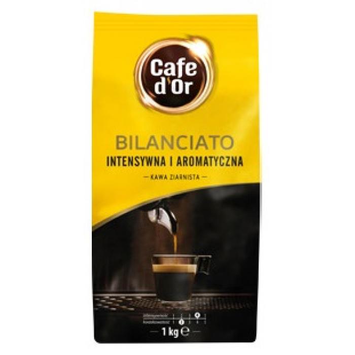Кофе в зернах Cafe d`Or Bilanciato, 1 кг -