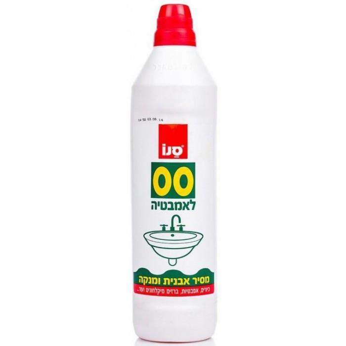 Средство для чистки ванн и унитаза Sano 00 bathroom cleaner от налета и ржавчины, 1 л -