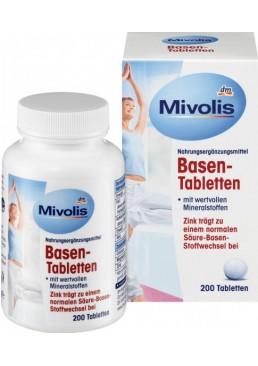 Биологически активная добавка с минералами Mivolis Basen-Tabletten, 200 шт