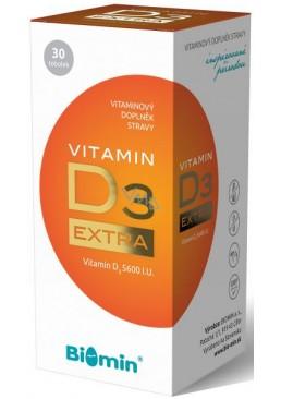 Витамин Biomin D3 Extra, 30 капсул