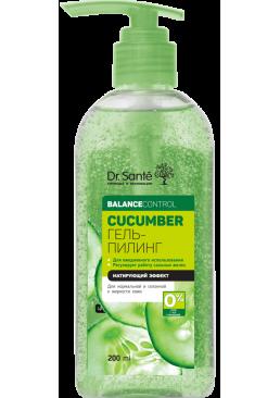 Гель-пилинг Dr.Sante Cucumber Balance Control мягкий, 200 мл