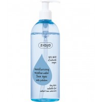 Мицеллярная вода Ziaja Увлажняющая для сухой кожи, 390 мл
