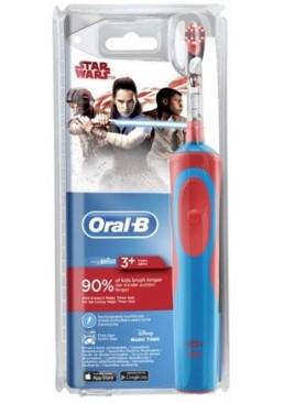 Зубная электрощетка Braun Oral-B Stages Power Star Wars, 1 шт