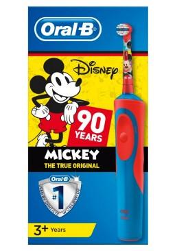 Электрическая зубная щетка ORAL-B BRAUN Kids Power Toothbrush/D10 Mickey