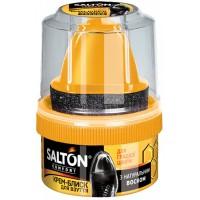 Крем-блеск с аппликатором Salton 4976/18 для обуви из гладкой кожи, 50 мл