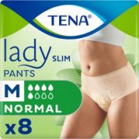Подгузники-трусики для взрослых Tena Lady Slim Pants Normal Medium, 8 шт