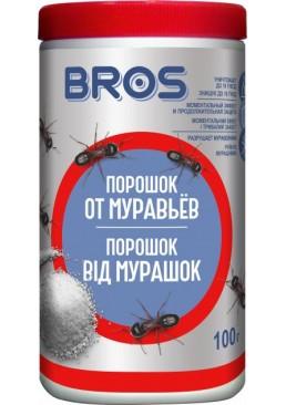 Инсектицидное средство Bros Порошок от муравьев, 100 г