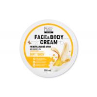 Универсальный крем для лица и тела Beauty Derm Soft Touch Face s Body Cream, 250 мл