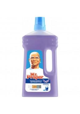 Моющая жидкость для полов и стен Mr. Proper Лаванда, 1 л