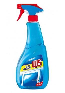 Спрей для мытья окон и стекол W5 Glasreinger, 1 л