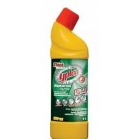 Гель для чистки унитаза Yplon 5 в 1 Лимон 1 л.