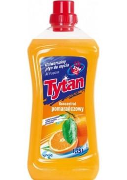Универсальное моющее средство Tytan Апельсин, 1250 мл