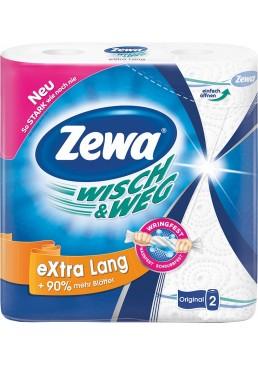 Бумажные полотенца Zewa Wisch Weg, 2 рулона