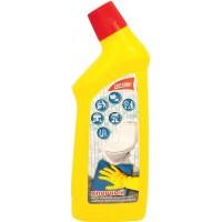 Средство для чистки унитазов Сан Клин Мастер Клинер хлорный, 750 г