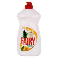 FAIRY для мытья посуды c апельсином+лимоником, 0.5л