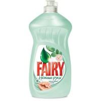 Средство для мытья посуды FAIRY Нежные руки Чайное дерево и Мята 500 мл