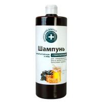 Шампунь для волос Домашний доктор Мумие алтайское и мед, 1 л