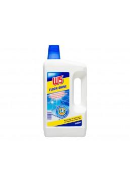 Жидкость для мытья пола из кафеля W5 Carribean, 1.25 л