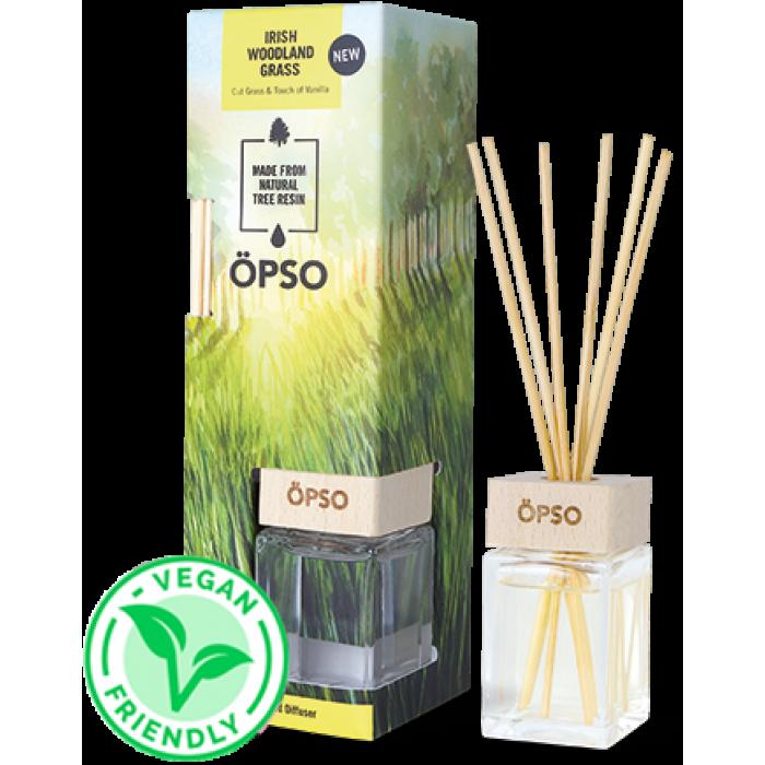 Ароматические палочки Öpso Irish Woodland Grass Ирландская лесная трава, 50 мл -