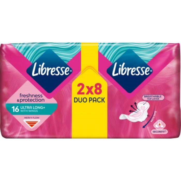 Гигиенические прокладки Libresse Ultra Super Soft 3 мм, 16 шт -