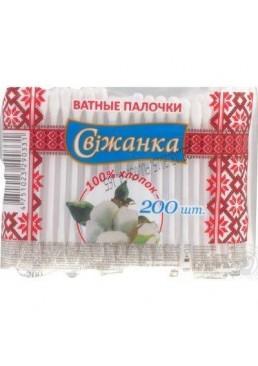 Ватные палочки  Свижанка 200 шт