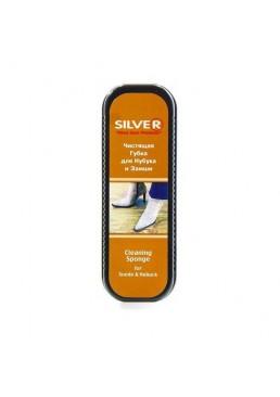 Губка Silver стандартная Для нубука и замши