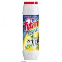 Средство для мытья и чистки Tytan порошок Лимон 500г