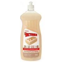Универсальное моющее средство Чистюня Хозяйственное мыло, 1 л