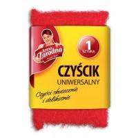Мочалка для чистки Anna Zaradna универсальная, 1 шт