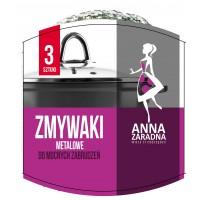 Металлические скребки для посуды Anna Zaradna, 3 шт