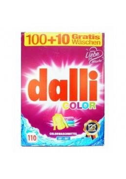 Cтиральный порошок для цветных вещей Dalli color 110 стирок 7.15 кг