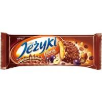 Печенье Golpana Jeżyki Classic с изюмом и орехами, 140 г