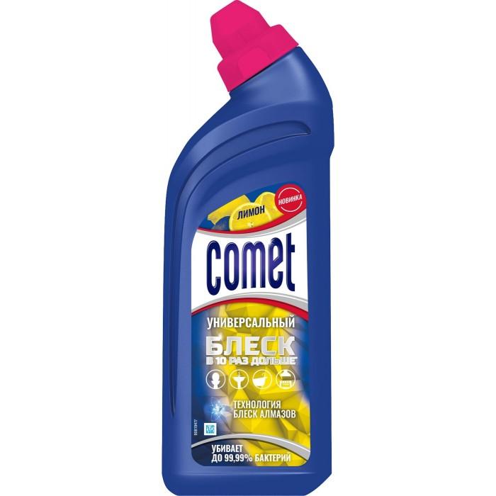 Универсальный чистящий гель Comet Лимон, 450 мл -