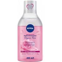 Мицеллярная вода Nivea Make up Еxpert розовая вода, 400 мл