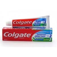 Зубная паста Colgate Тройное действие 50 мл.
