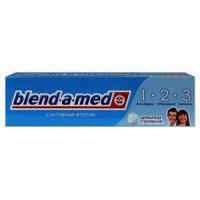 Зубная паста Blend-a-Med 3-Эффект Деликатное Отбеливание (100 мл)