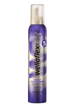Мусс для волос Wellaflex №3 Instant Volume Boost, 200 мл