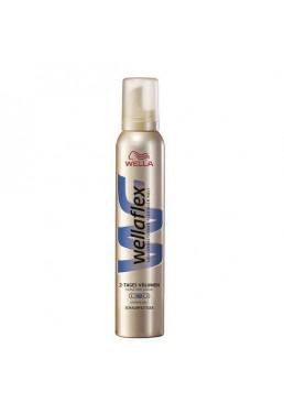 Мусс для волос Wellaflex №3 2-tages-Volumen, 200 мл